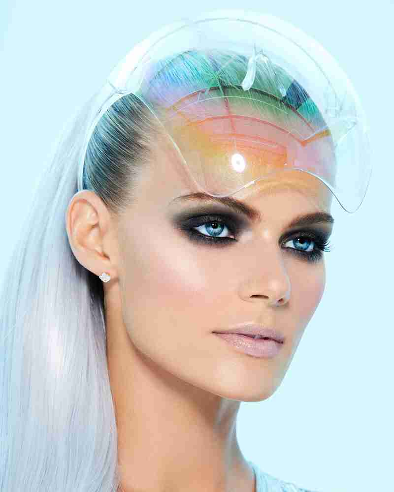 The Future of Makeup - Cover