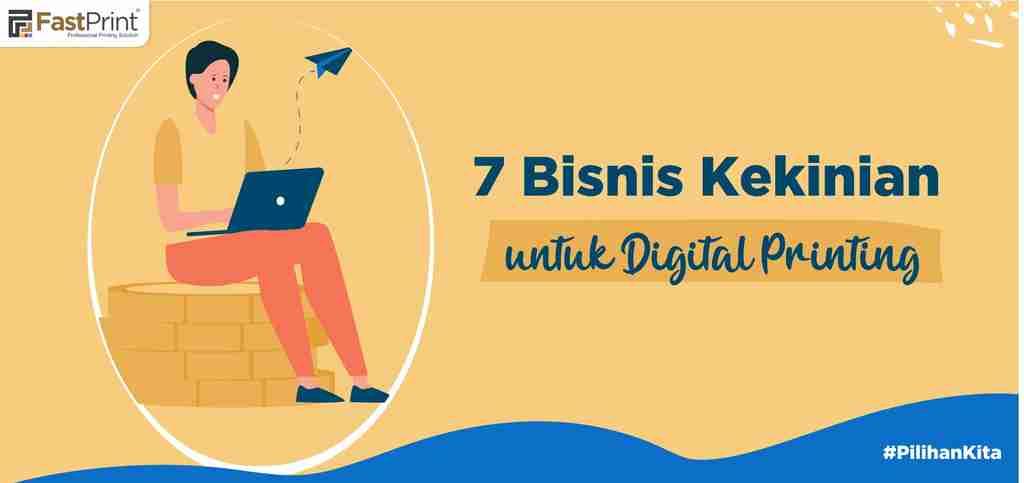 bisnis digital printing kekinian