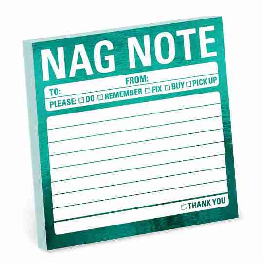 Note Pads   Twisted Wares®