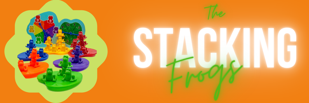 Stacking Frogs banner