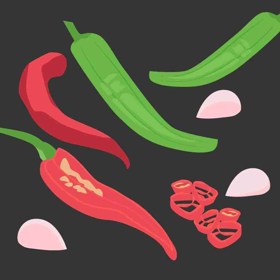 For similar reasons, eating spicy foods before bed can lead to night sweats as well.