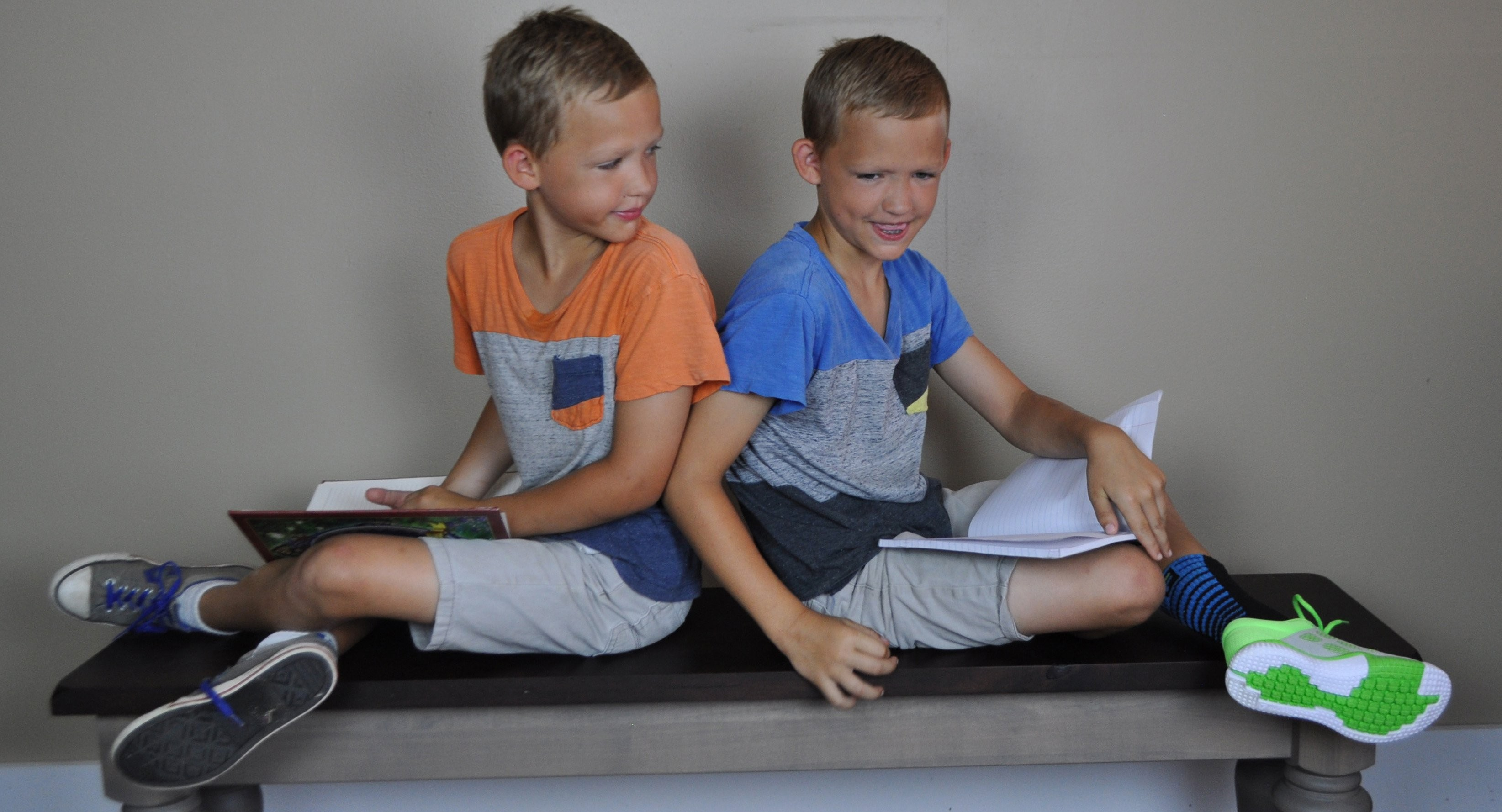 Back to School on the Wadsworth Bench