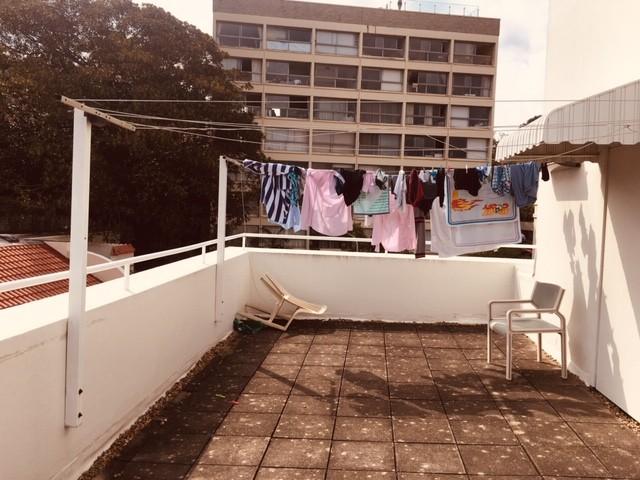 space saving retractable clothesline