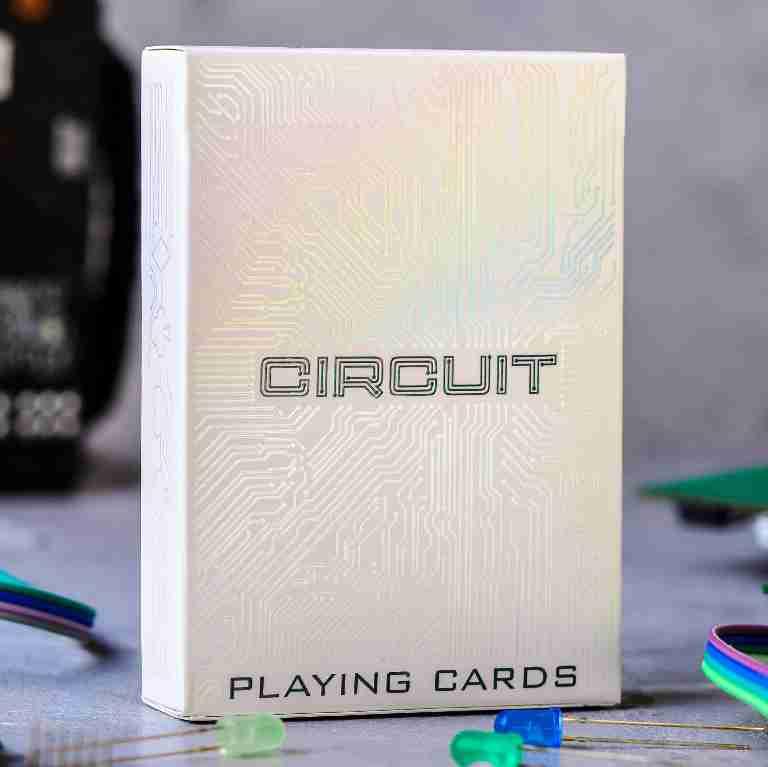 Circuit White