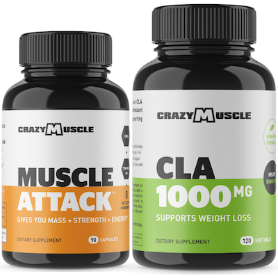 CLA & Muscle Attack