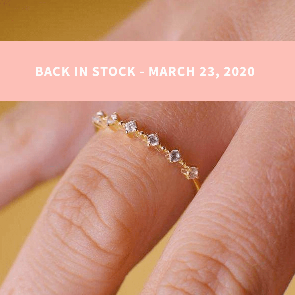 Nicolette Stackable Ring