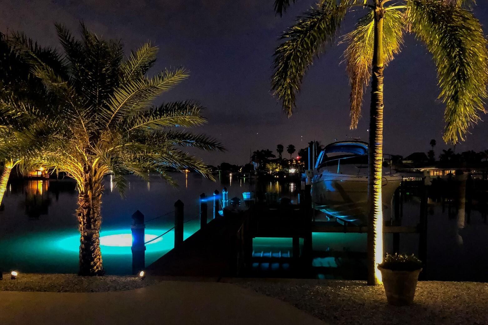 brightest underwater led dock lights
