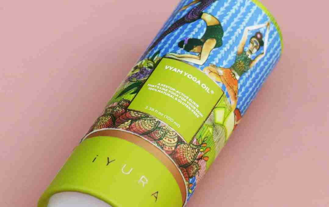 THIS is the NEW Vyam packaging