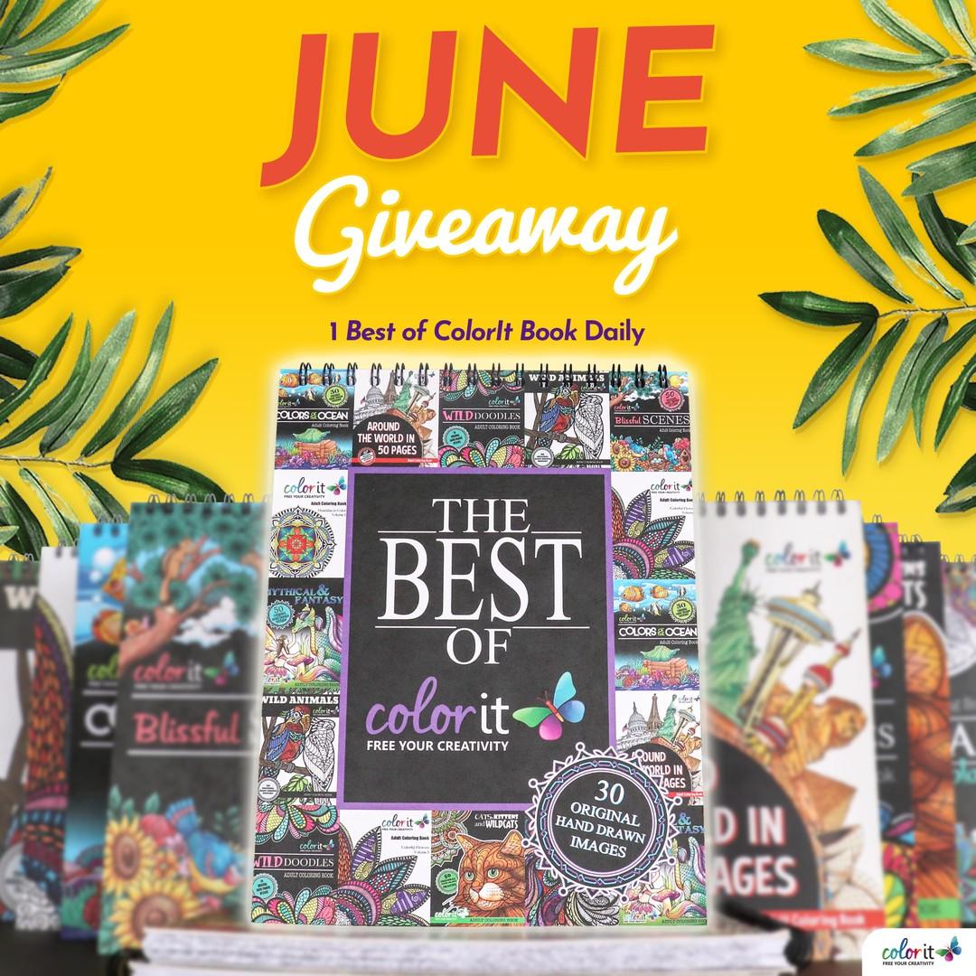 June Giveaway