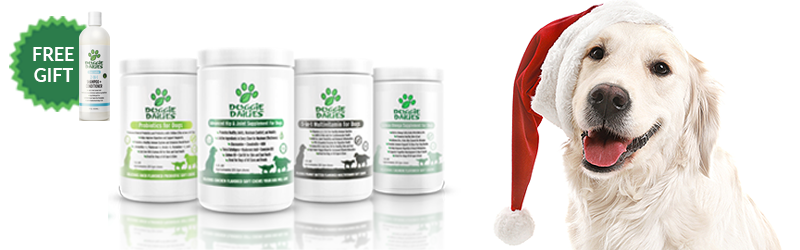 Buy Any Soft Chew and Receive A Free Bottle of 2-in-1 Shampoo + Conditioner.
