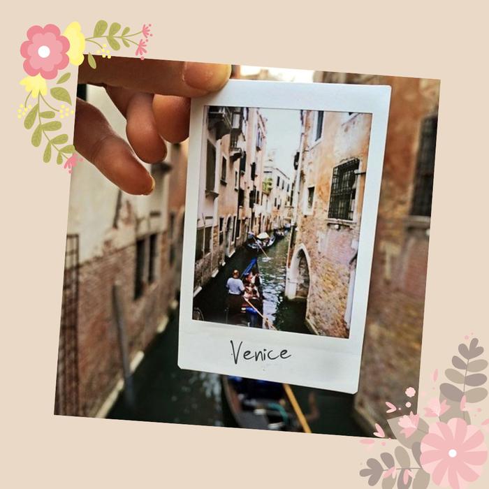 koleksi foto polaroid