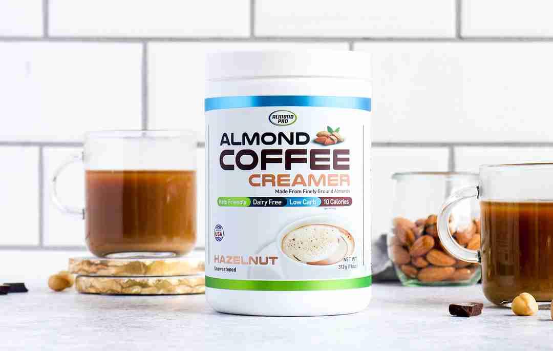 Almond Coffee Creamer Almond Pro