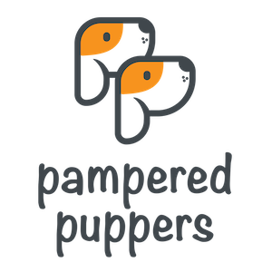 Pampered Puppers logo
