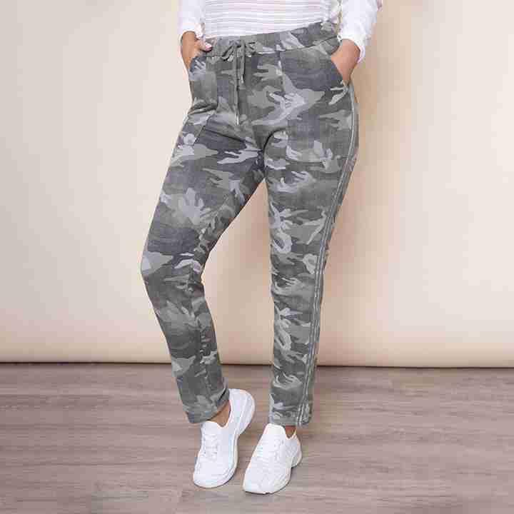 Military Style Jegging(Khaki)