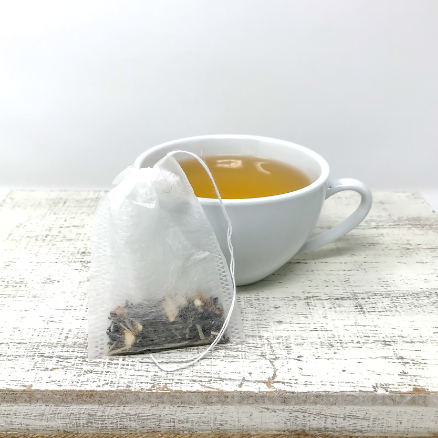 FILL YOURSELF TEA BAGS
