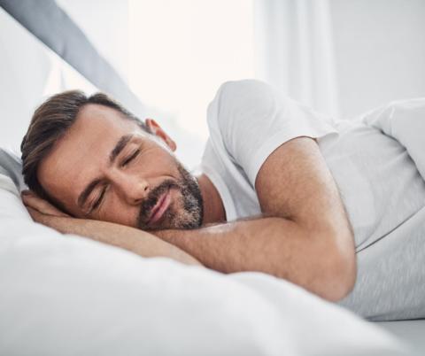 sleeping for better wellness