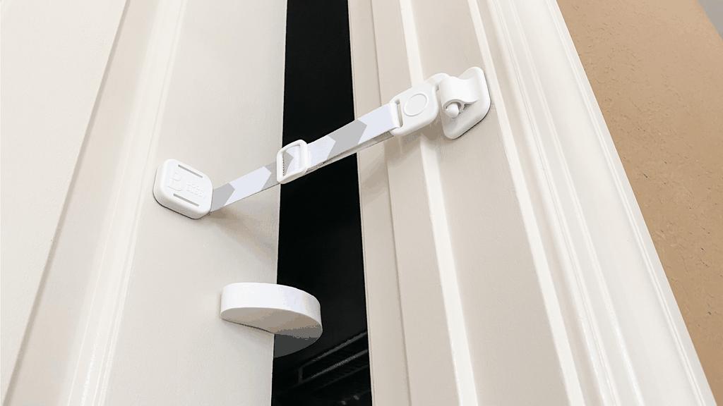 The Door Buddy Adjsutable Door Strap - Blog image