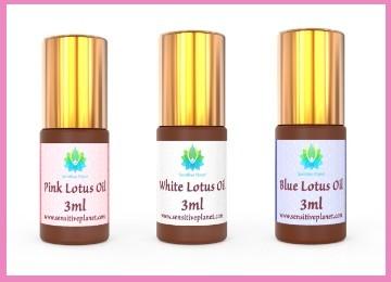 combo lotus oil