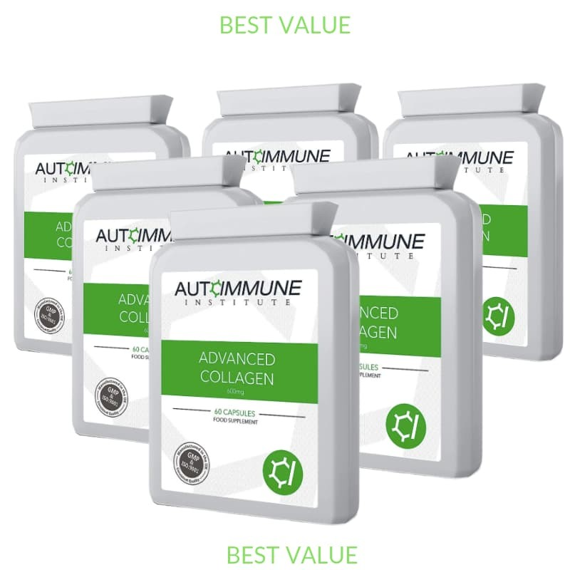 Advanced Collagen Six Pack