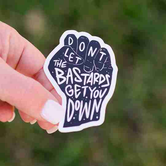 Adult Humored Sticker Designs | Twisted Wares®