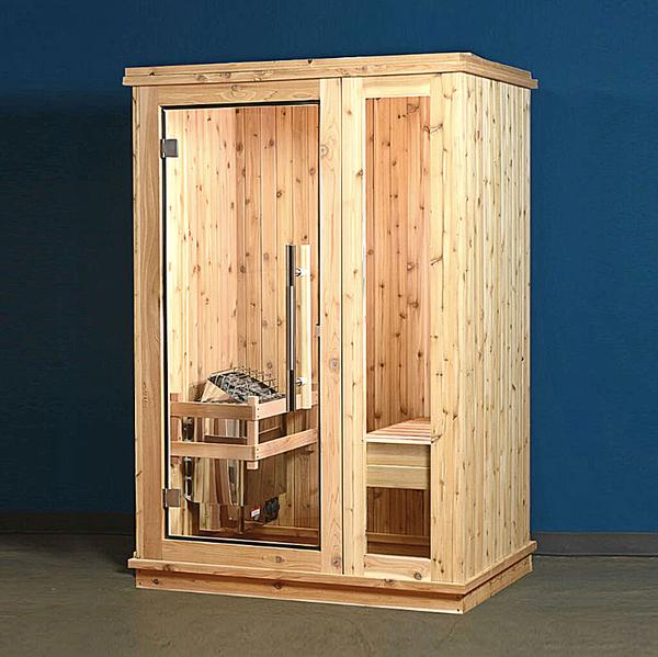 Image of a 1 Person Indoor Sauna