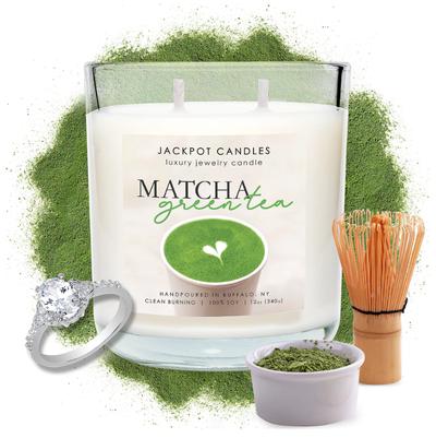 Matcha Green Tea Candle