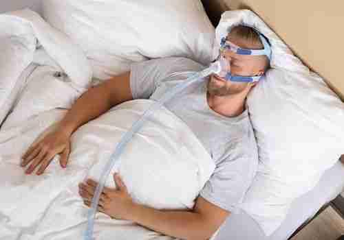 sleeping with mask