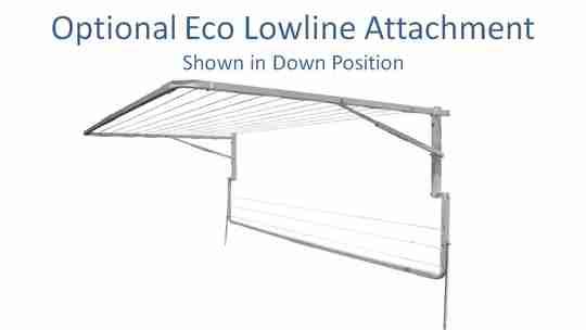 Eco Lowline Attachment 2600mm wide