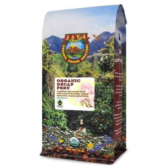 Decaf Peru Organic