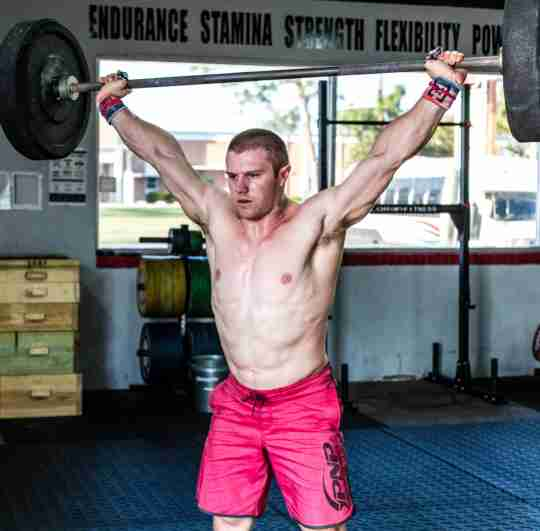 How to increase work capacity for CrossFit.