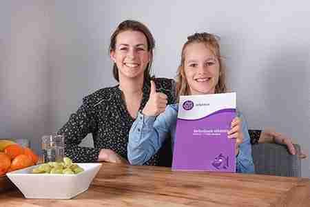 oefenboek rekenen groep 6 meisje