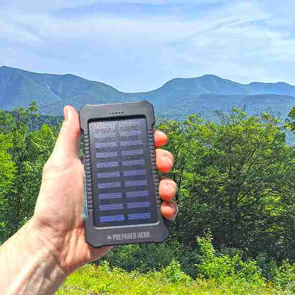 suncharge solar battery review