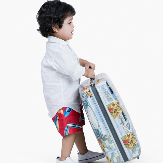 Shop Wander Wear Travel Tips | 7 Must-Haves When Traveling with a Toddler