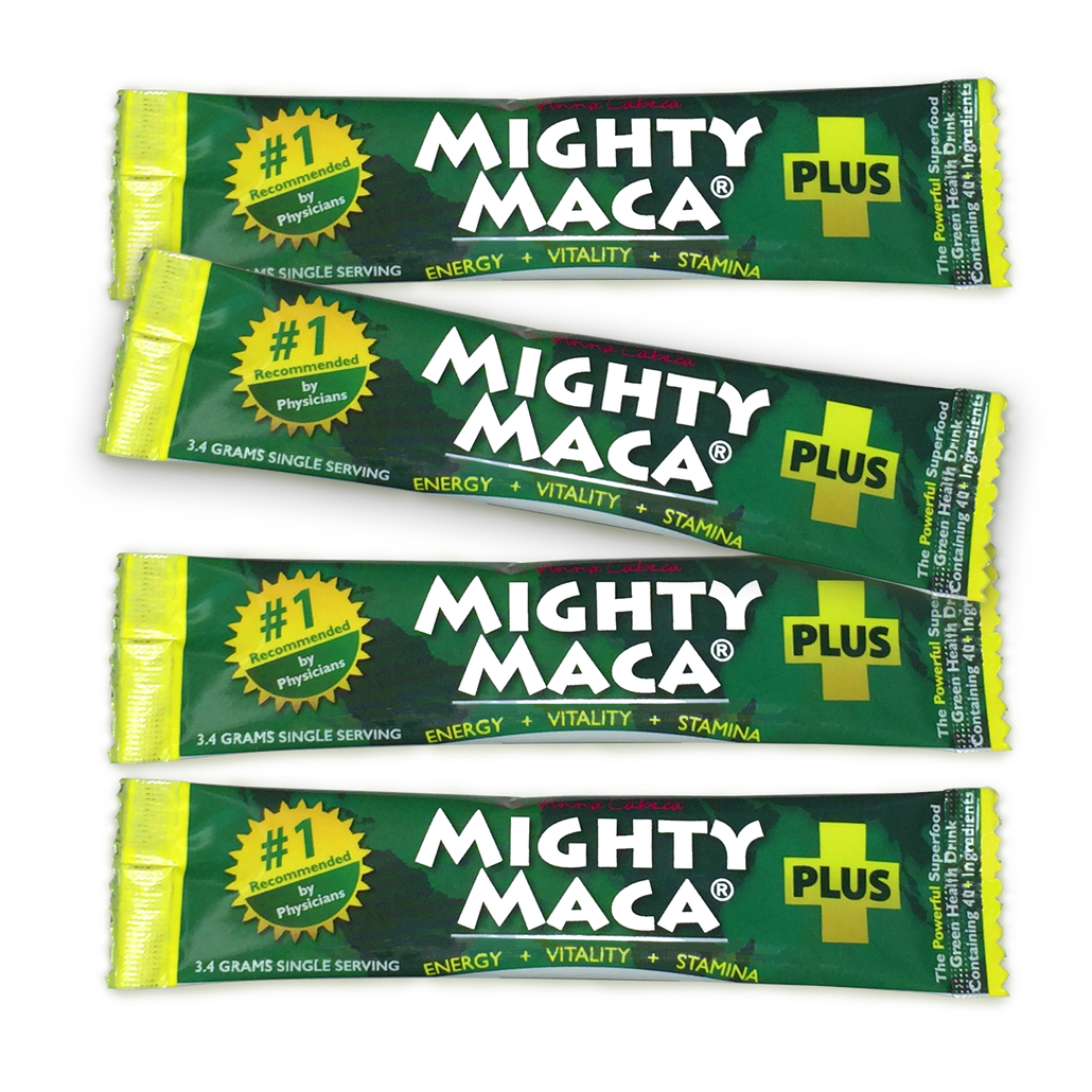 Try Might Maca FREE, Just pay shipping
