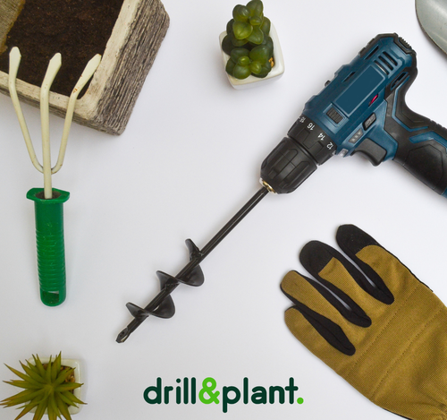 drill&plant mini
