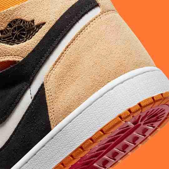 Air Jordan 1 Pumpkin Spice