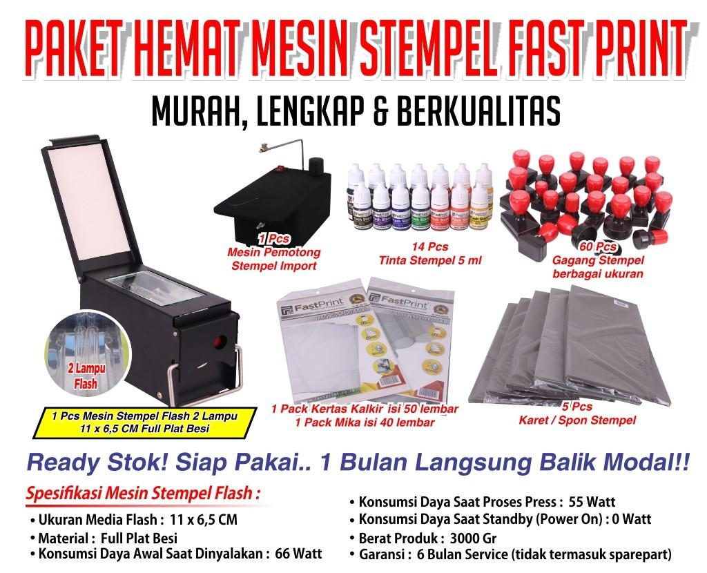 Mesin Stempel Flash Fast Print