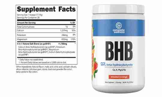 Complete Wellness BHBs