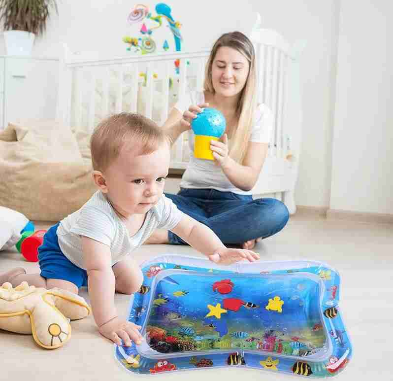 Tummy Time Water Mat - Infant Kingdom