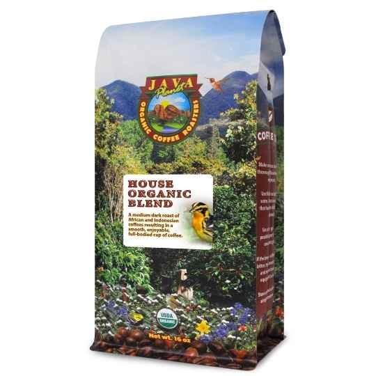 best coffee organic craft coffee House Blend