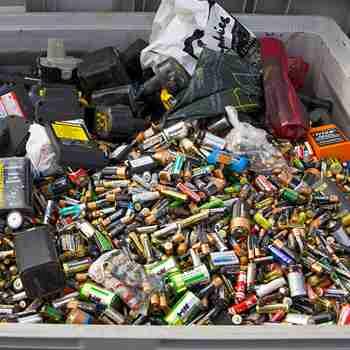 battery landfill