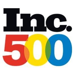 Identified as an Inc 500 company