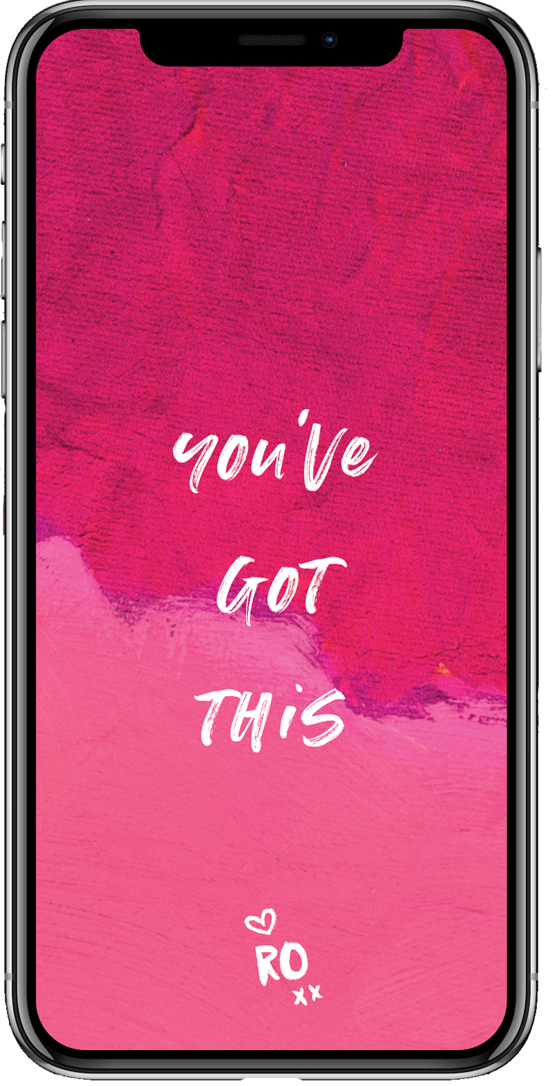 You've Got This - Ruby Olive Wallpaper