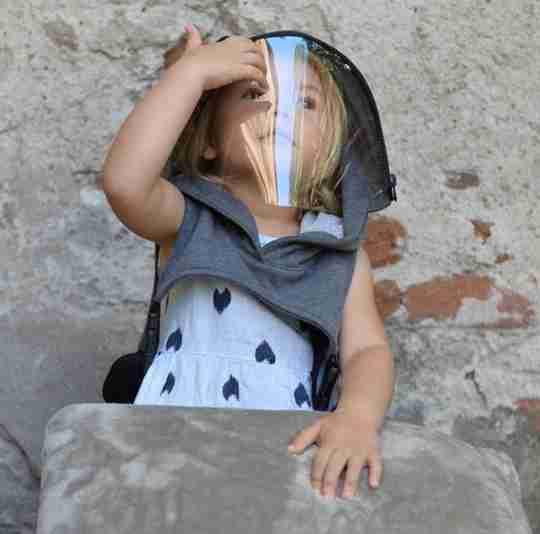 Kids Protective Face Shield Visor - Infant Kingdom