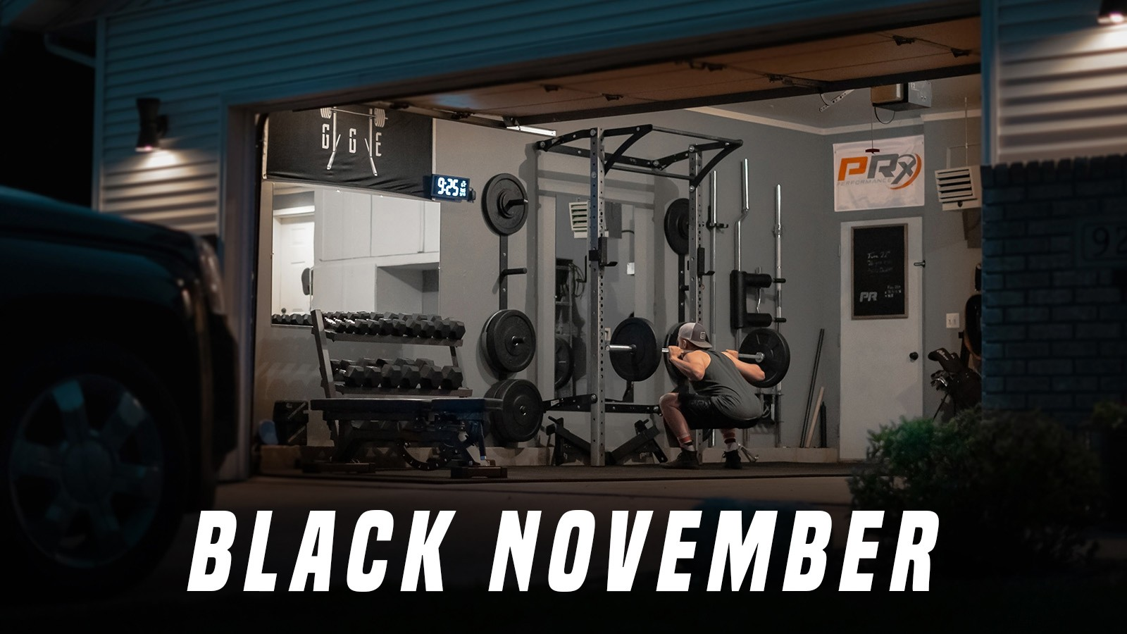 PRx Performance 2019 Black November - Black Friday - Cyber Monday deals and sales