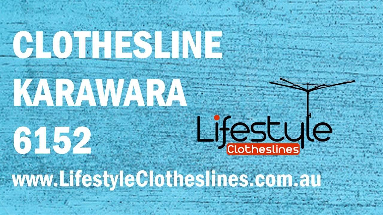 Clotheslines Karawara 6152WA