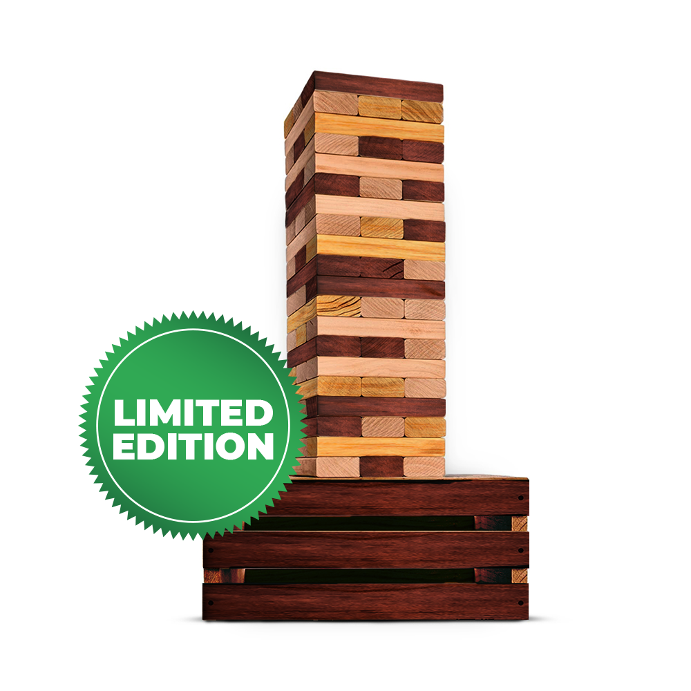 Reclaimed Giant Tower Game