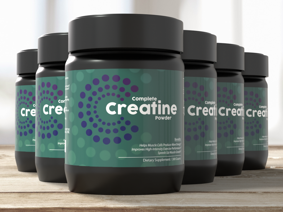 6-Pack: Complete Creatine
