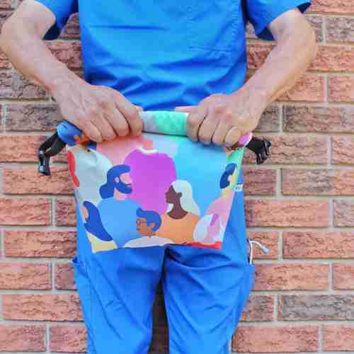 lunch bag for adults by rü supply co.
