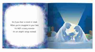 A Mother's Love Internal Book Page